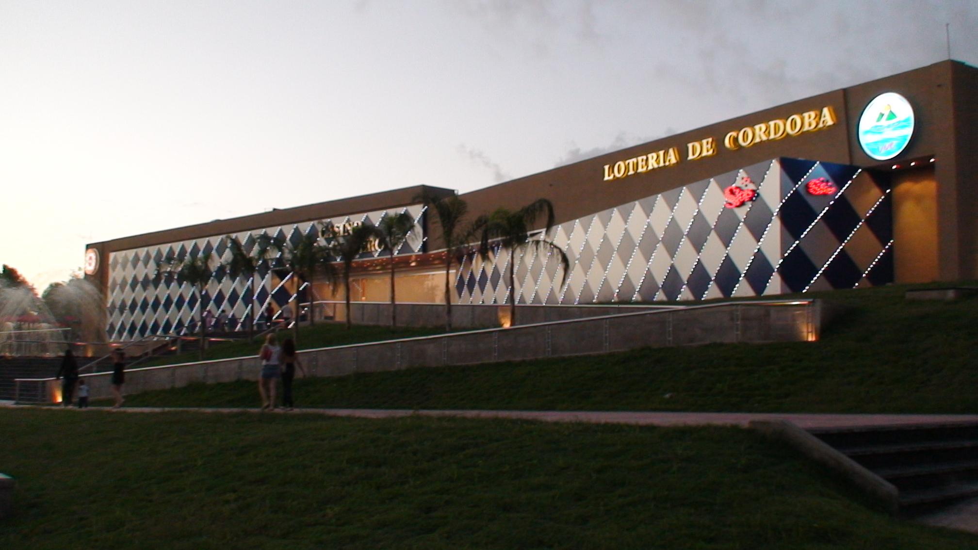 Estas son fotos del Casino de Mina Clavero.